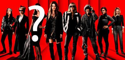 Ocean's 8: Wer ist denn nun wirklich das 8. Teammitglied?