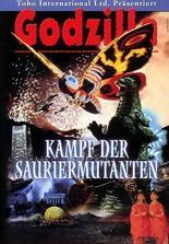 Godzilla - Kampf der Sauriermutanten