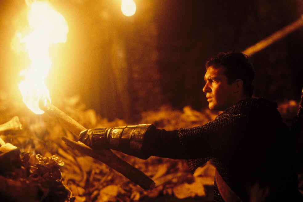 Der 13te Krieger mit Antonio Banderas