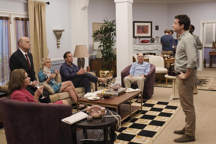 Arrested Development - Staffel 5 mit Jason Bateman und Jeffrey Tambor