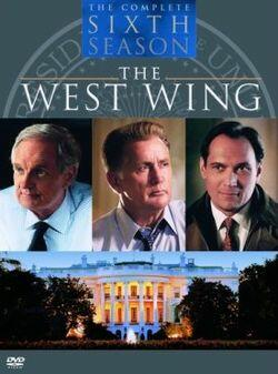 The West Wing - Staffel 6