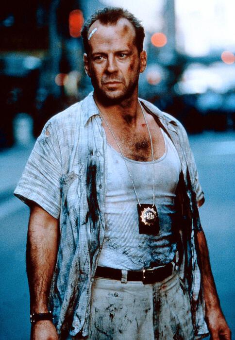 Stirb langsam - Jetzt erst recht mit Bruce Willis