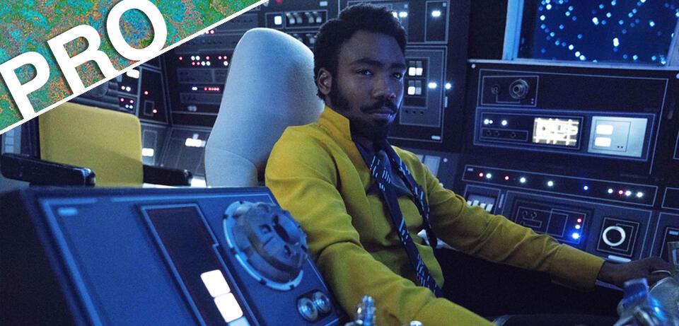 Der Han Solo-Film ist so atemberaubend wie ein perfekter Kessel Run ...