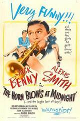 Der Engel mit der Trompete - Poster