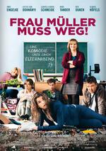 Frau Müller muss weg Poster