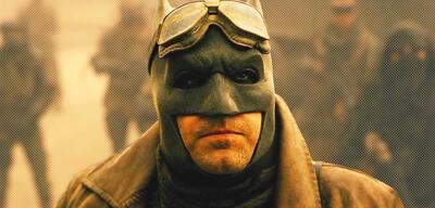 Die Knightmare-Szene aus Batman v Superman