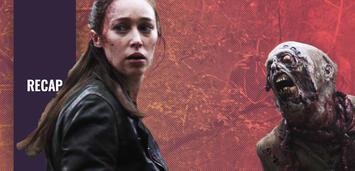 Bild zu:  Fear the Walking Dead - Staffel 5, Folge 7: Boden unter den Füßen