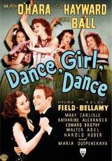 Dance, Girl, Dance - Poster