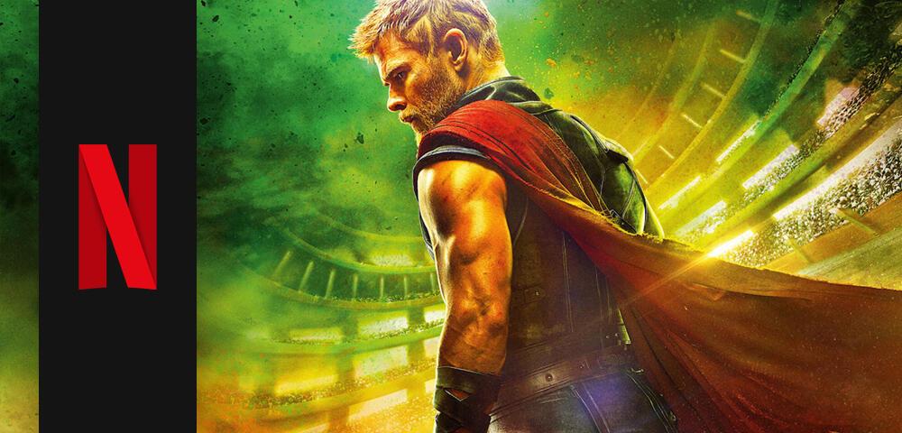 Neu bei Netflix: Alle Highlights im August mit Thor 3 und ES