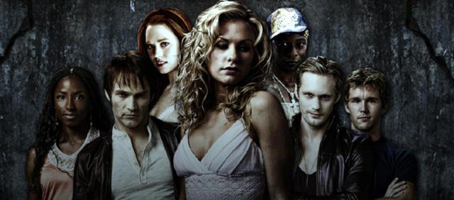 Die Darsteller der Vampirserie True Blood
