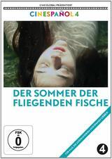 Der Sommer der fliegenden Fische - Poster