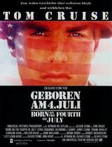 Geboren am 4. Juli - Poster