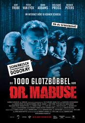 Die 1000 Glotzböbbel vom Dr. Mabuse Poster
