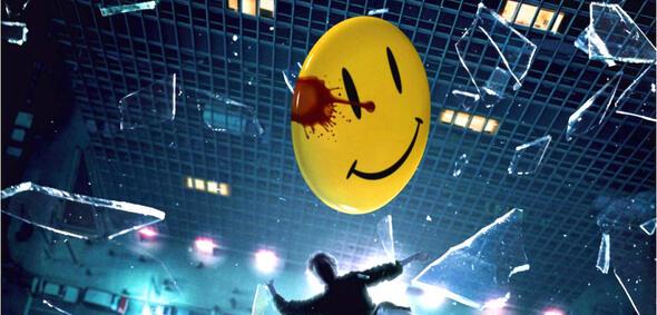 Watchmen-Poster für den Film von 2009