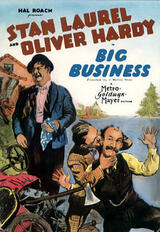 Das große Geschäft - Poster