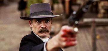 Timothy Olyphant in Deadwood