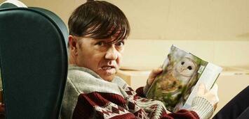 Bild zu:  Auch Ricky Gervais hat keinen Emmy bekommen