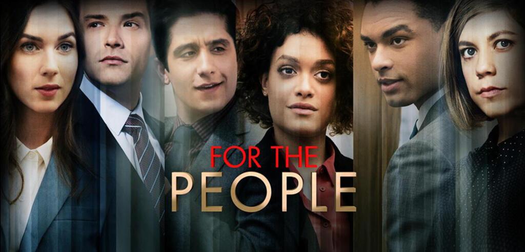 Trailer zur neuen ABC-Serie For the People