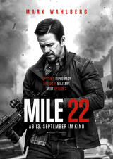 Mile 22 - Poster