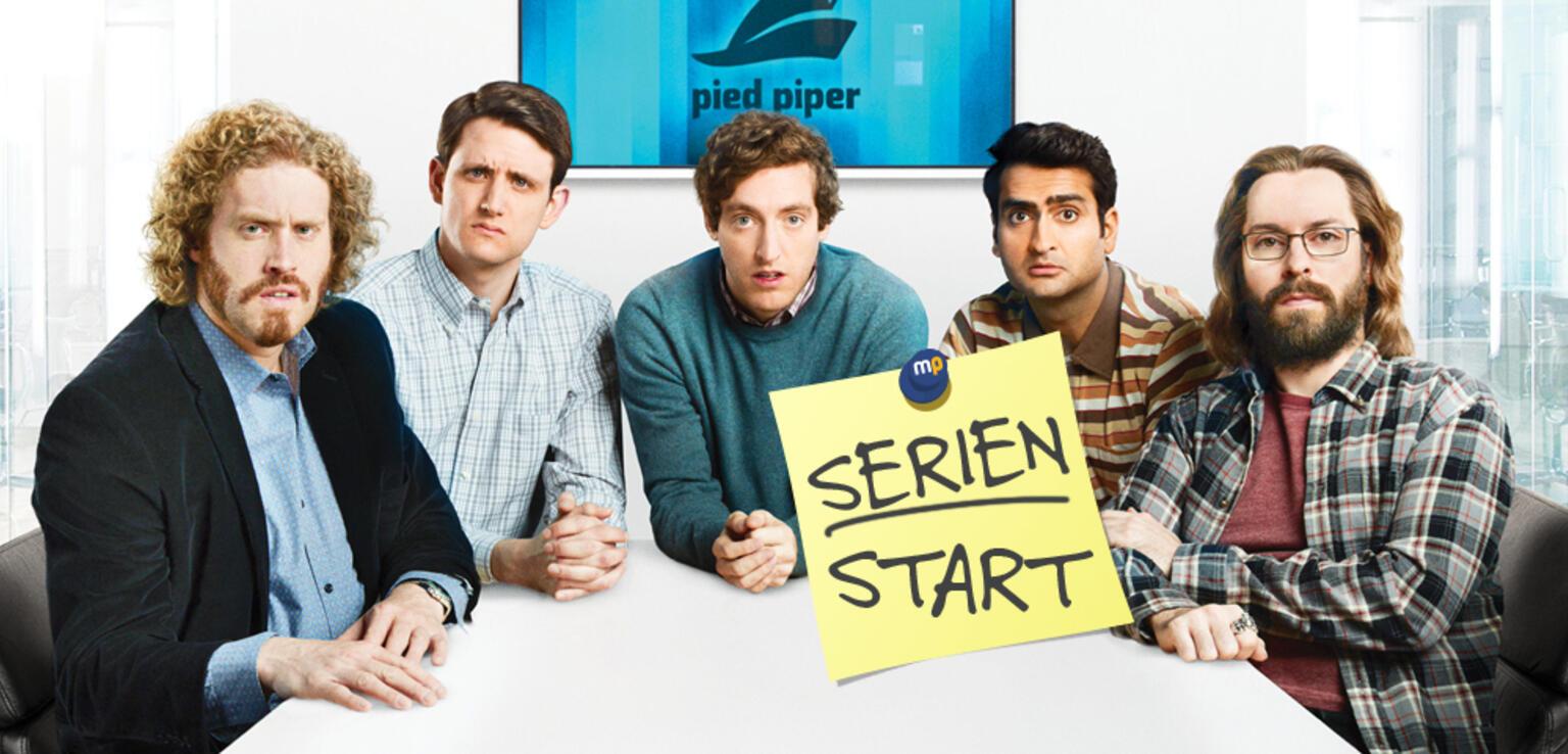Silicon Valley Staffel 3