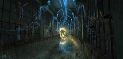 Concept-Art für Bioshock