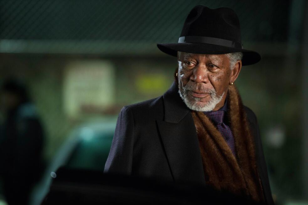 Die Unfassbaren 2 mit Morgan Freeman