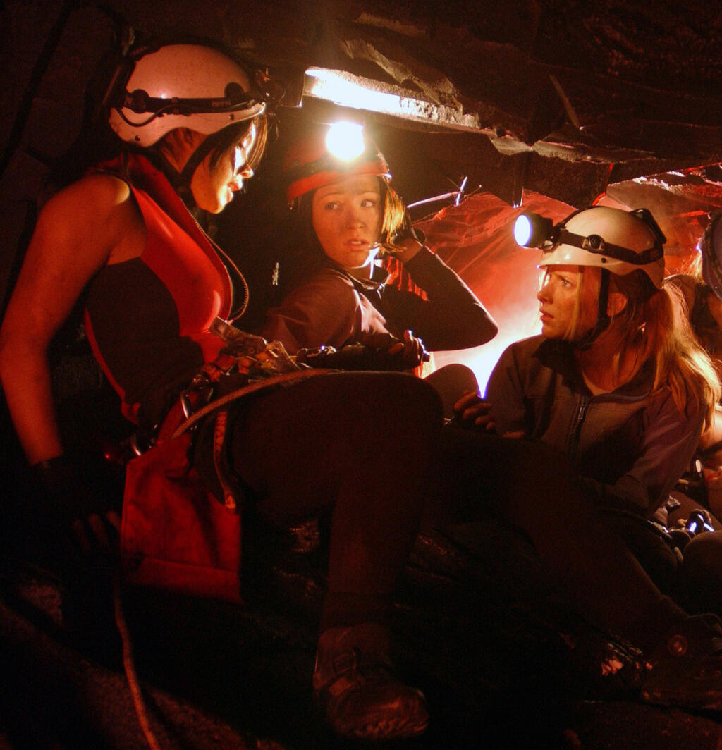 The Descent - Abgrund des Grauens