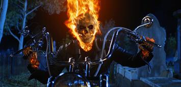 Bild zu:  Der Ghost Rider