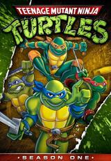 Teenage Mutant Hero Turtles - Staffel 1 - Poster