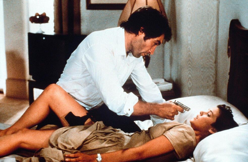 James Bond 007 - Lizenz zum Töten mit Timothy Dalton und Carey Lowell