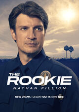 The Rookie - Staffel 1 - Poster