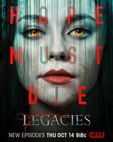 Legacies - Staffel 4 - Poster