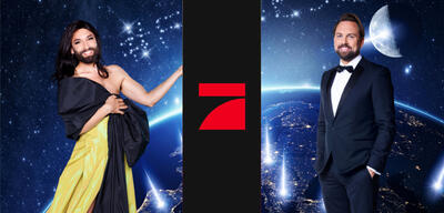 Conchita Wurst und Steven Gätjen moderieren den FreeESC