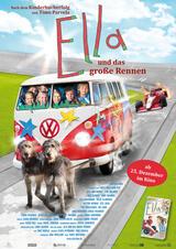 Ella und das große Rennen - Poster