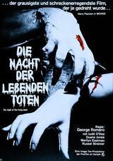 Die Nacht der lebenden Toten - Poster