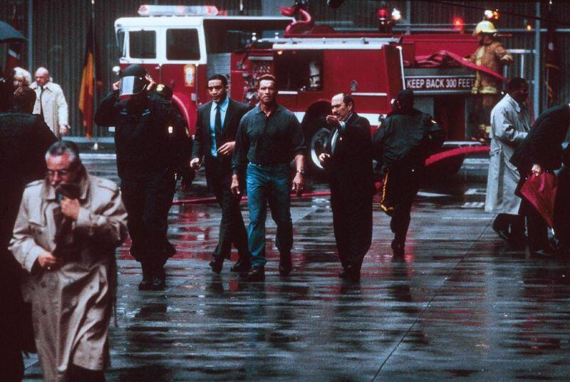 Collateral Damage mit Arnold Schwarzenegger