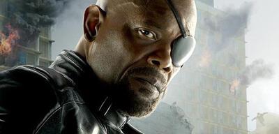 Samuel L. Jackson wirft ein Auge auf zukünftige Projekte (hier in Avengers: Age of Ultron)