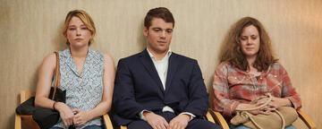 Haley Bennett, Gabriel Basso und Amy Adams in Hillbilly-Elegie