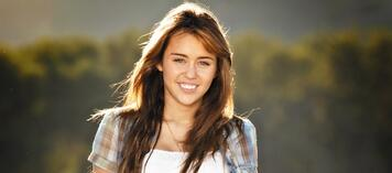Miley Cyrus als Hannah Montana