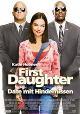 First Daughter - Date mit Hindernissen - Poster