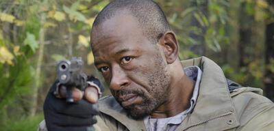 Morgan Jones in The Walking Dead