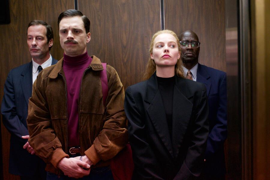 I, Tonya mit Margot Robbie und Sebastian Stan
