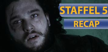 Bild zu:  Game of Thrones Staffel 5 im Video-Recap
