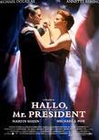 Hallo mr president poster