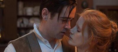 Colin Farrell und Jessica Chastain im Kammerspielfilm Miss Julie