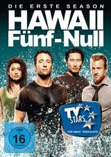 Hawaii Five-0 - Staffel 1 - Poster