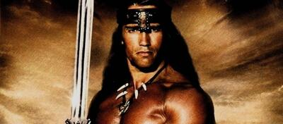 Hemden sind was für Pussies: Arnold Schwarzenegger als Conan