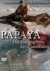 Papaya - Die Liebesgöttin der Kannibalen - Poster