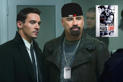Charlie Wax (John Travolta) und sein Partner James Reese (Jonathan Rhys Meyers).