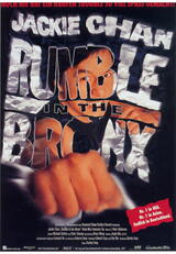 Rumble In The Bronx - Poster